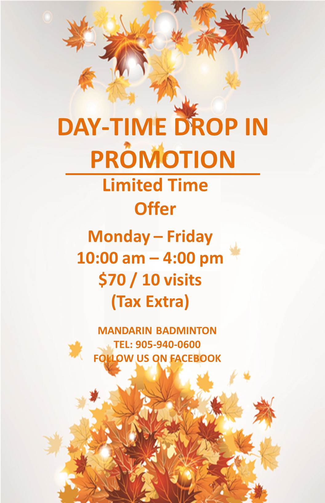 day-time-drop-in-promotion-9-30-2016