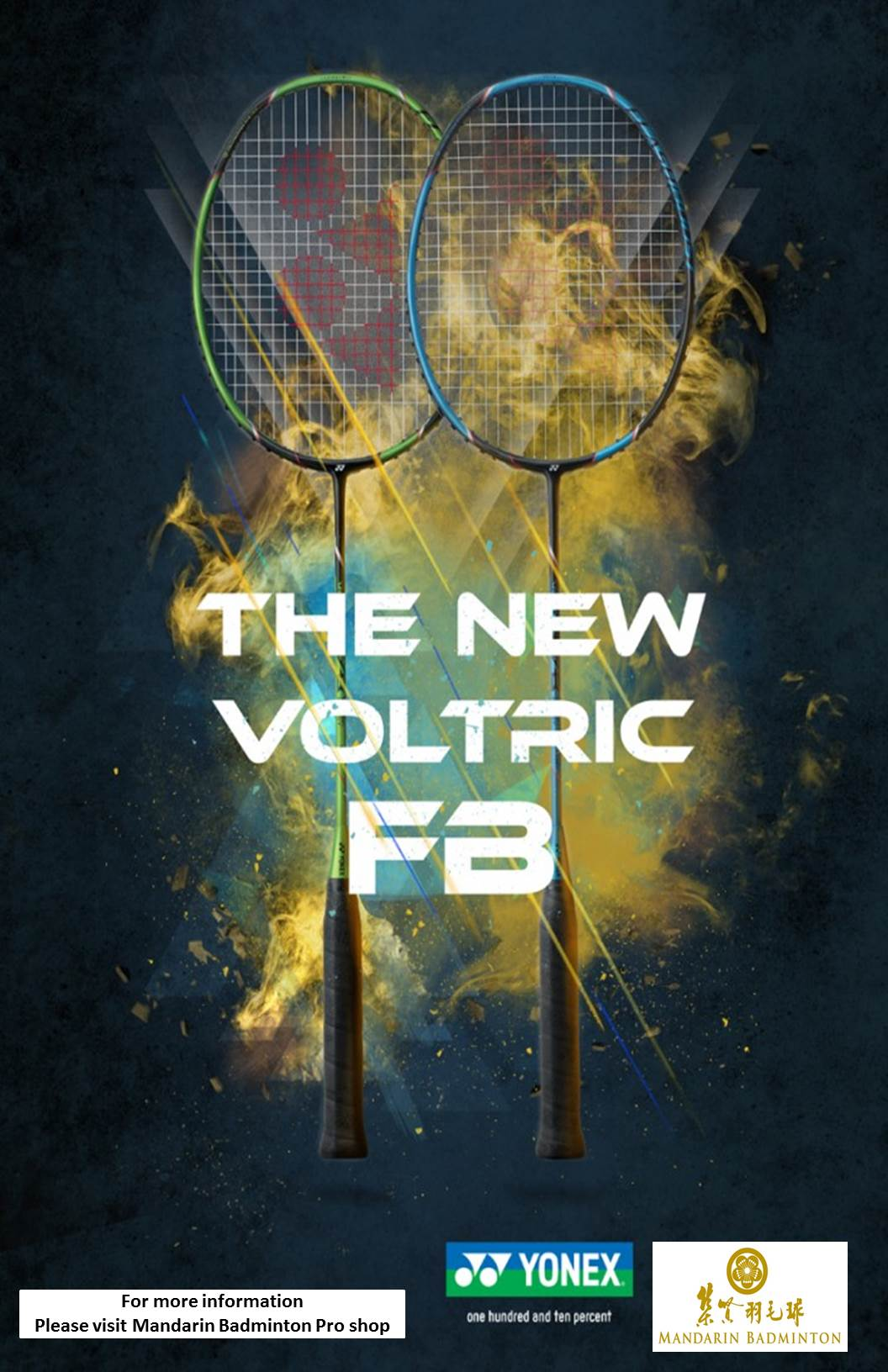 Voltric FB Poster