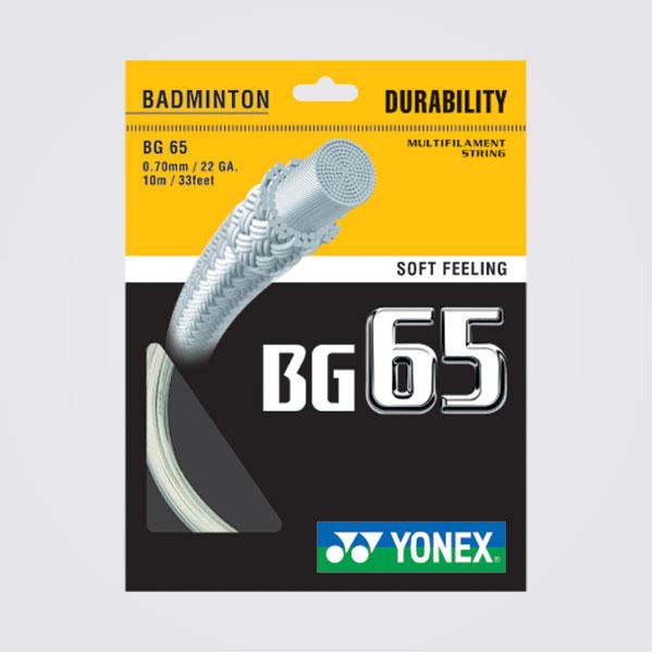 Yonex BG65 $7