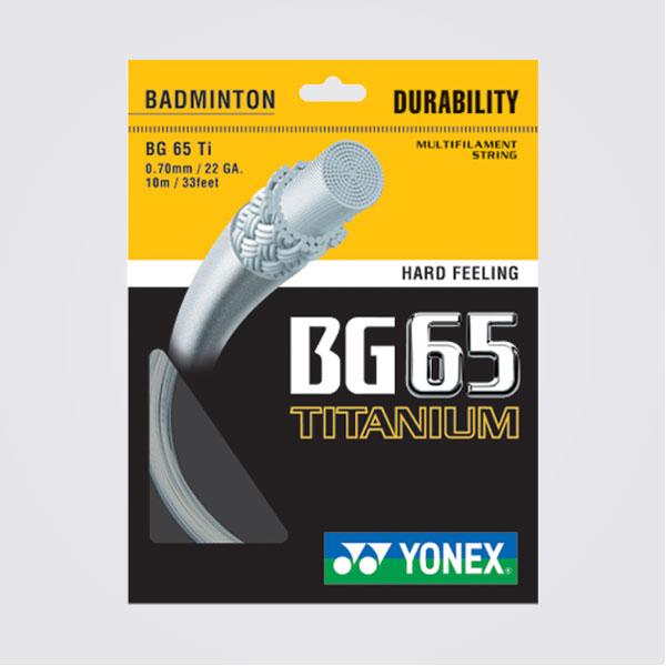 Yonex BG65 Ti $8.25