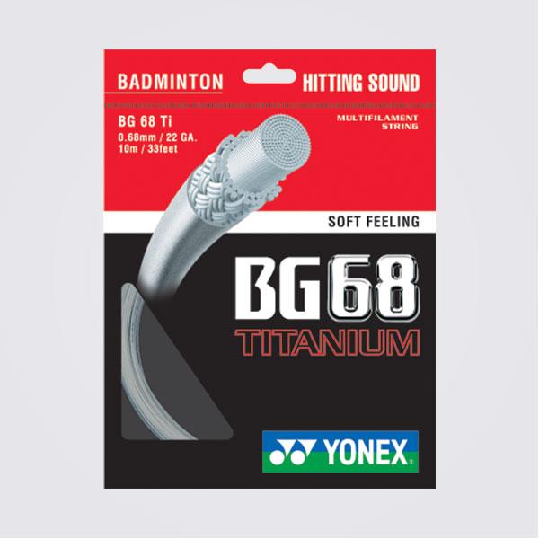 Yonex BG68 Ti $9