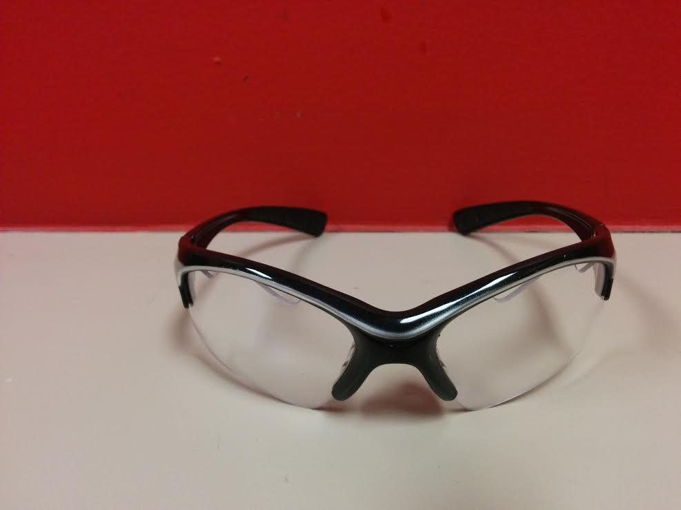 bk goggles #36 black